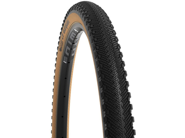 WTB Venture Folding Tyre 650x47B Road TCS, zwart/beige